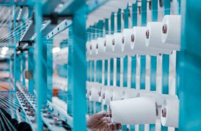 yarn processing